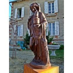 statue saison hivers