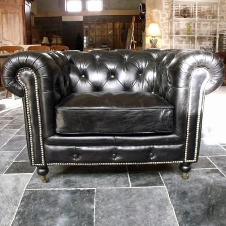 Chesterfield Noir