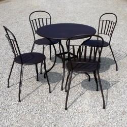 Table Ronde Modèle 4
