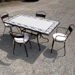 Table Rectangle Modèle 2