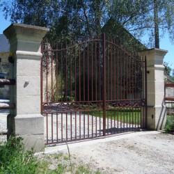 Portail Sarthois